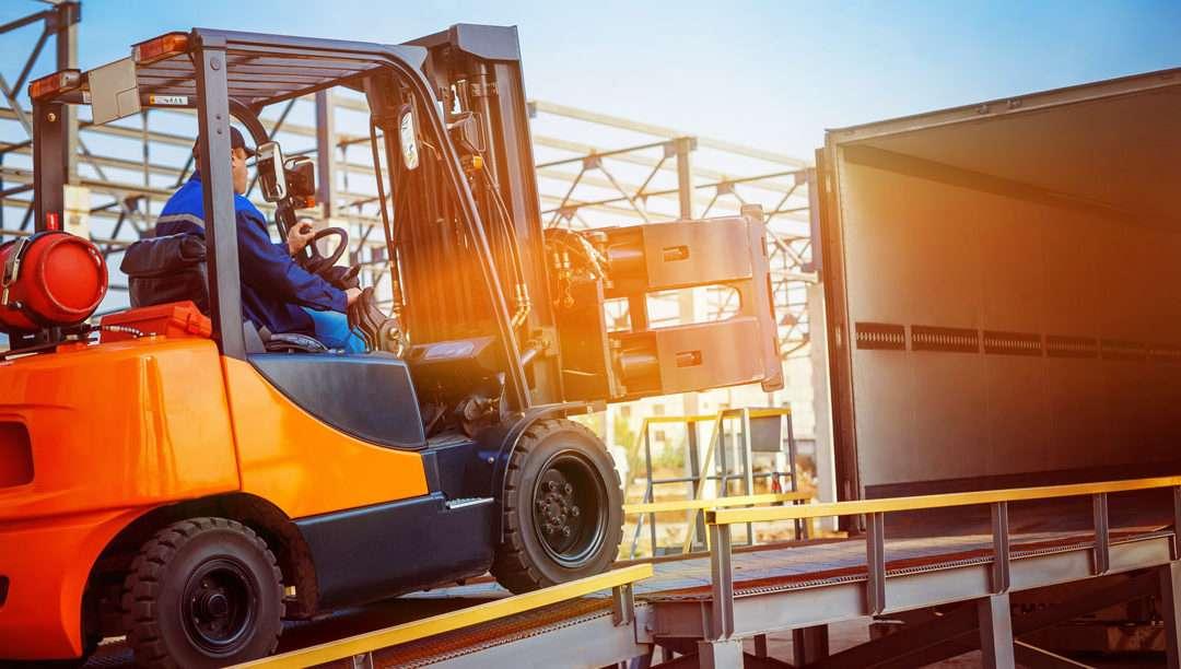 How to Ship Heavy Equipment